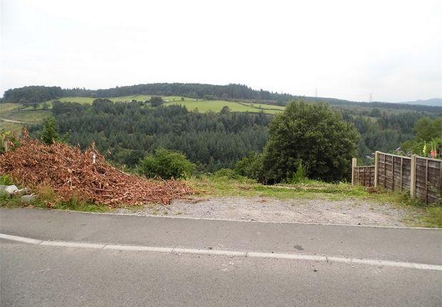 Thumbnail Land for sale in Abergwernffrwd, Tonmawr, Port Talbot, West Glamorgan