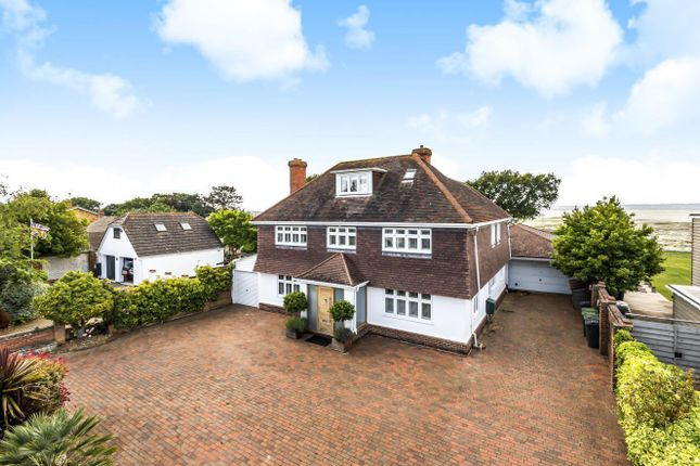 Thumbnail Detached house for sale in North Shore Road, Hayling Island