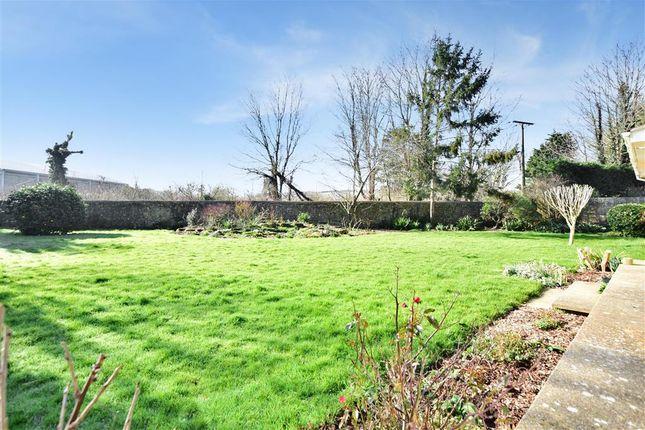 Thumbnail Detached bungalow for sale in Court Farm Close, Piddinghoe, Newhaven, East Sussex