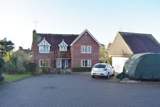 Thumbnail Detached house for sale in Greenacres, Twyning, Tewkesbury, Gloucestershire