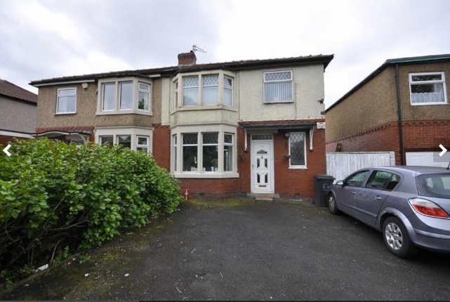 Thumbnail Detached house for sale in Queens Road West, Manchester