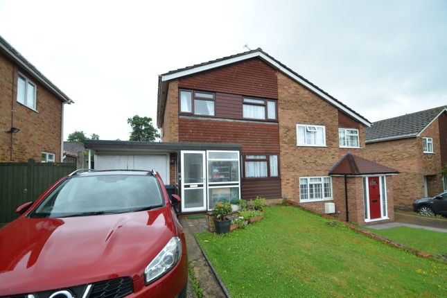 3 bed semi-detached house for sale in Saltwood Road, Maidstone ME15