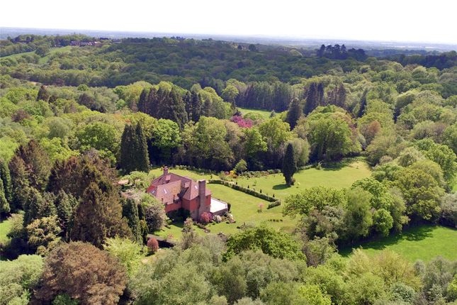 Thumbnail Detached house for sale in Millbrook Hill, Nutley, East Sussex