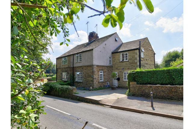 Thumbnail Cottage for sale in Cordwell Lane, Millthorpe