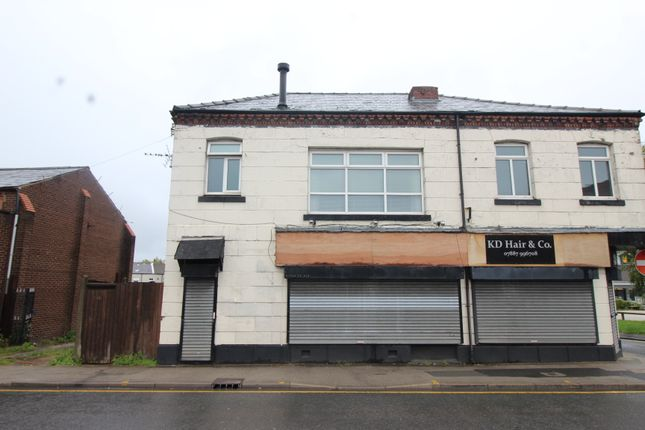 Thumbnail Flat To Rent In High Street Golbourne