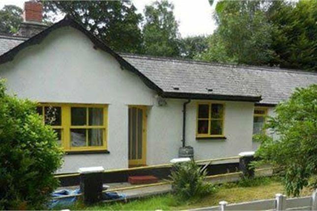 Thumbnail Semi-detached bungalow for sale in Chancery, Llanfarian, Aberystwyth, Ceredigion