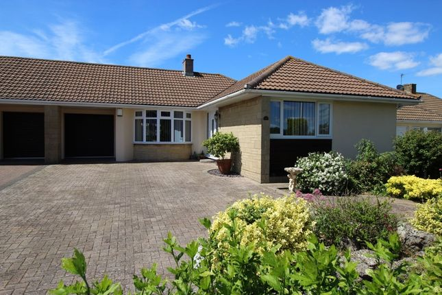 Thumbnail Bungalow for sale in Thackeray Avenue, Clevedon