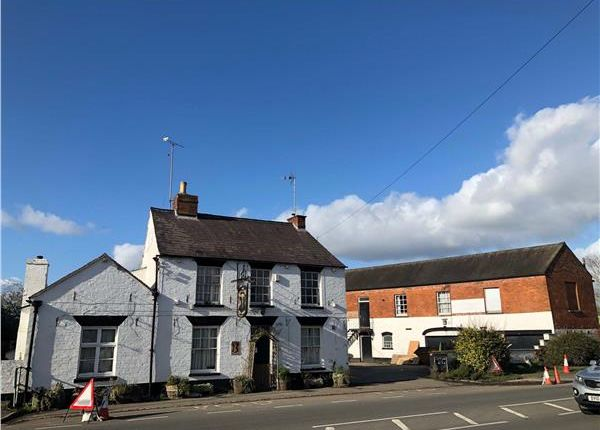 Thumbnail Commercial property for sale in The White Bear, Bredon Road, Tewkesbury, Gloucestershire