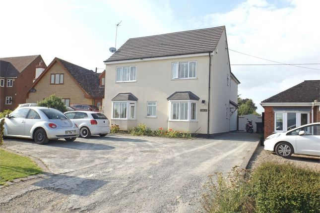 Thumbnail Detached house for sale in Long Hyde Road, South Littleton, Evesham, Worcestershire