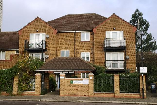 Thumbnail Flat for sale in Aulay Lawrence Court, Flat 1, 25 Menon Drive, London