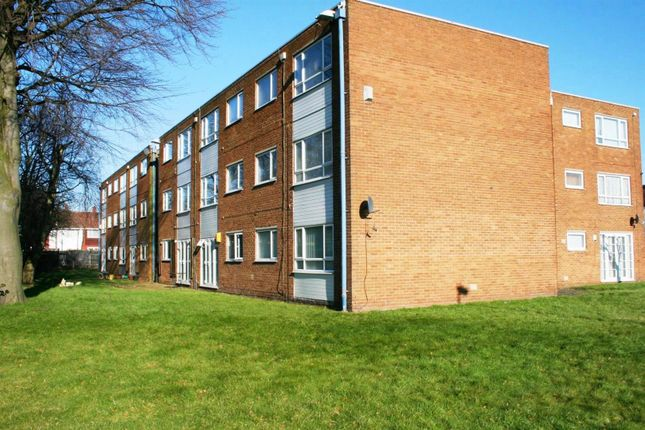 Communal Gardens of South Park Court, Kirkby, Liverpool L32