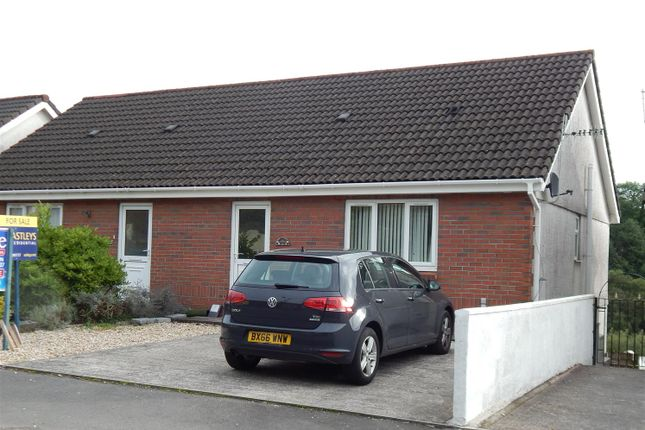 Semi-detached house for sale in Clydach Road, Craig-Cefn-Parc, Swansea