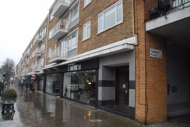Thumbnail Flat to rent in Fairfax Road, London