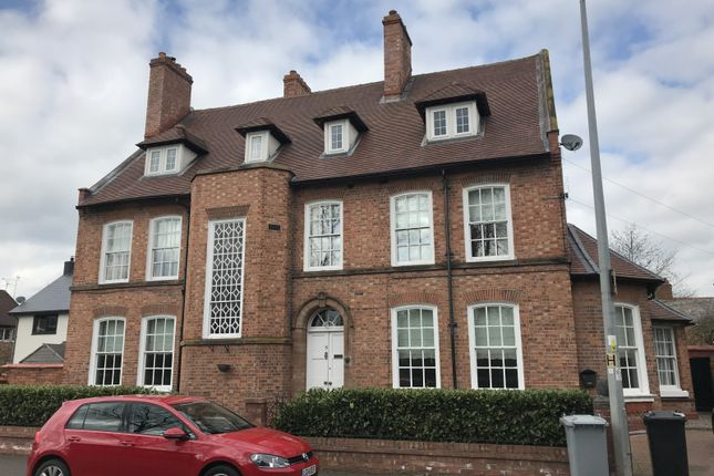 Thumbnail Detached house to rent in Park Road, Nantwich