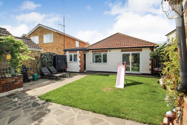Thumbnail Bungalow for sale in Laburnum Grove, Canvey Island