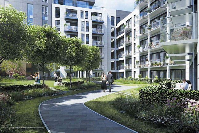 Thumbnail Flat for sale in Clarence House, Sovereign Court, Beadon Road, Hammersmith, London