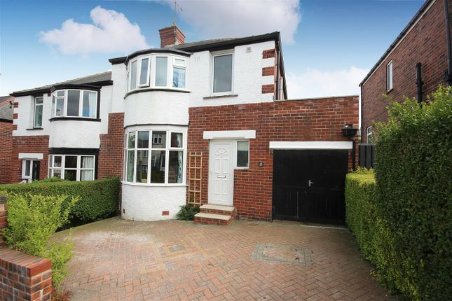 Thumbnail Semi-detached house for sale in Renshaw Road, Sheffield