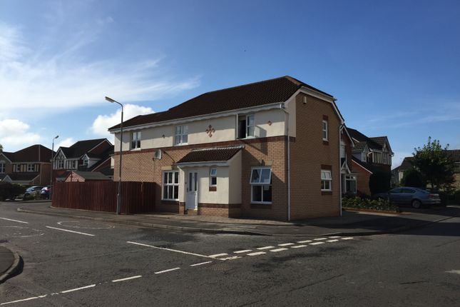 Thumbnail Detached house for sale in Holmes Park View, Kilmarnock