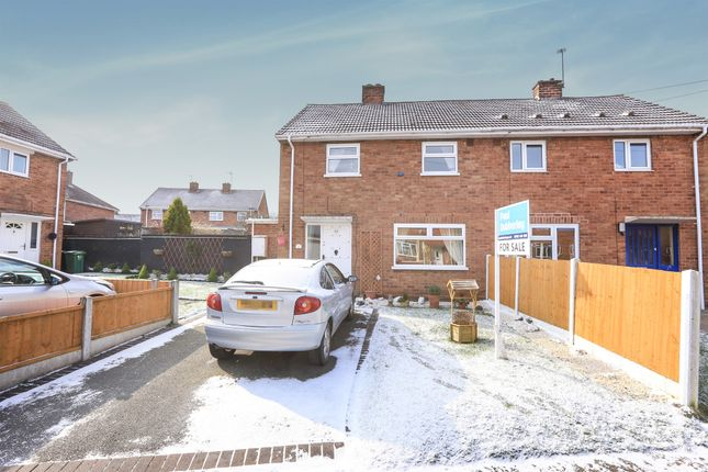 2 bed semi-detached house for sale in Cotswold Road, Wolverhampton