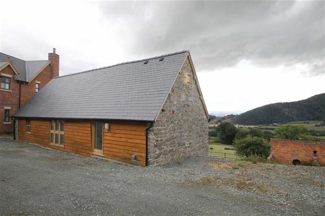 Thumbnail Barn conversion to rent in Springfield Barn, Heldre, Welshpool
