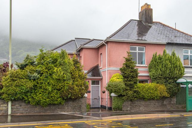 Thumbnail Semi-detached house for sale in Cardiff Road, Taffs Well, Cardiff