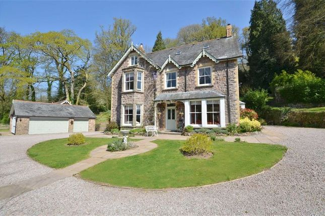 Thumbnail Detached house for sale in Brockweir, Wye Valley, Monmouthshire