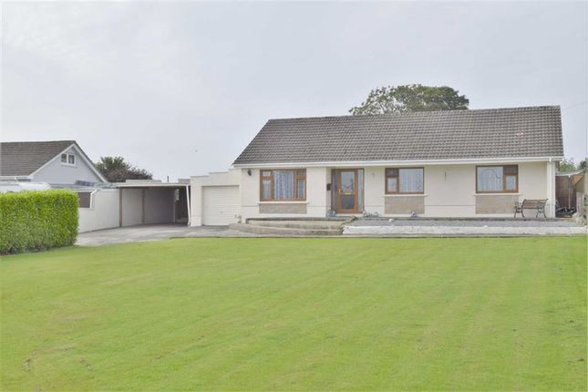Thumbnail Detached bungalow for sale in Church Lane, Narberth, Pembrokeshire