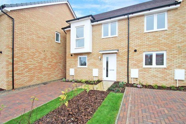 2 bed end terrace house for sale in Richardson Way, Littlehampton, West Sussex