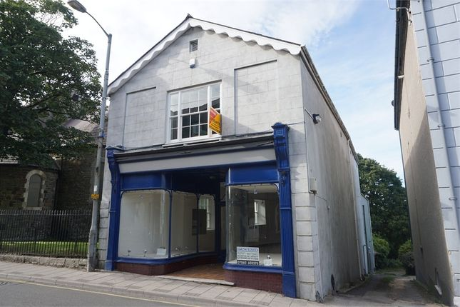 Thumbnail Link-detached house for sale in 1 Main Street, Fishguard, Pembrokeshire