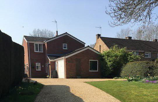 Thumbnail Detached house to rent in High Street, Sharnbrook, Sharnbrook, Bedford
