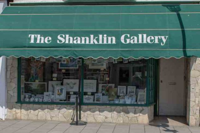 Thumbnail Commercial property for sale in Regent Street, Shanklin