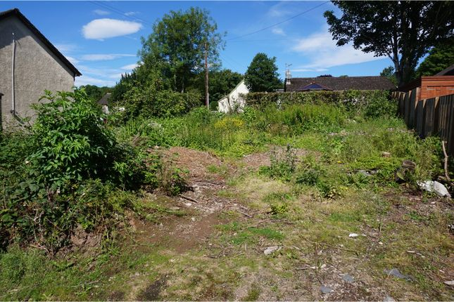 Thumbnail Land for sale in Church Lane, Methven