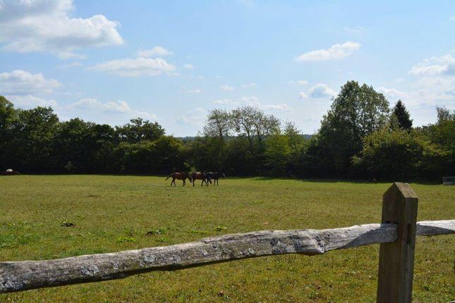 Thumbnail Land for sale in Sandhill Lane, Crawley Down, Crawley