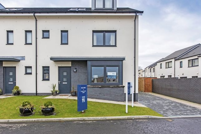 Thumbnail Town house for sale in Goodhope Gardens, Bucksburn, Aberdeen