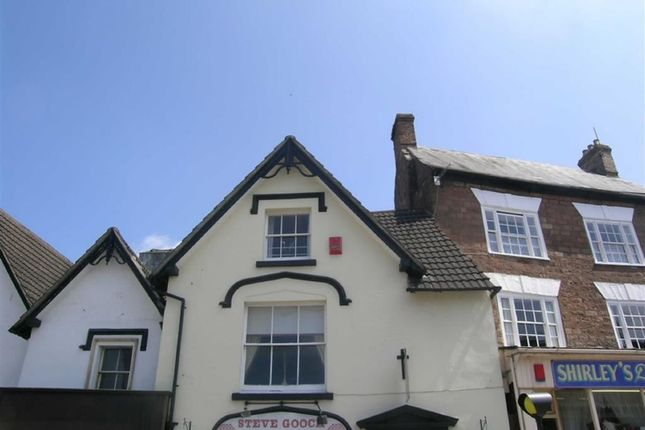 Thumbnail Flat to rent in High Street, Coleford