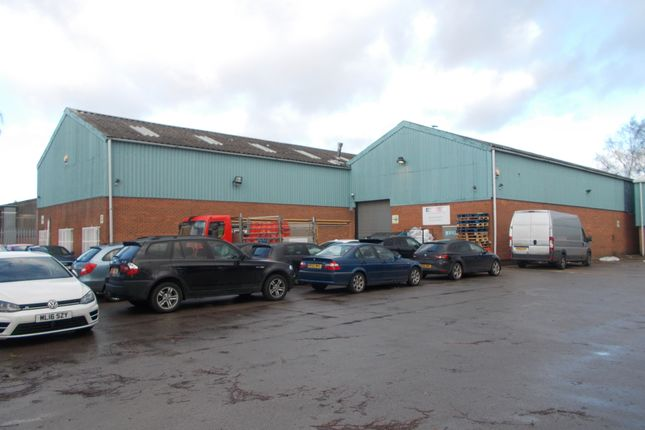 Thumbnail Warehouse for sale in Station Road, North Hykeham, Lincoln