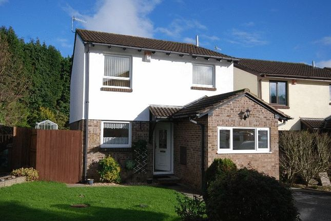 Thumbnail Detached house to rent in Beaumaris Gardens, Plymouth