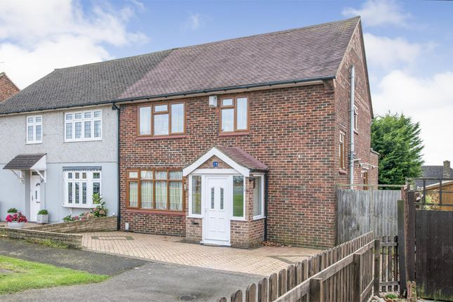 4 bed semi-detached house for sale in Ravensbury Road, Orpington, Kent