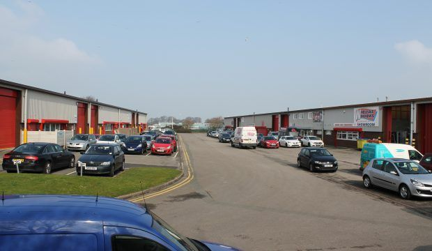 Thumbnail Industrial to let in Unit 8-10, Grisedale Road, The Old Hall Estate, Bromborough, Wirral