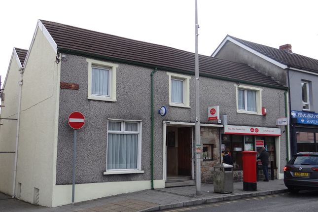 Thumbnail Retail premises for sale in 34-35 High Street, Aberdare, Mid Glamorgan