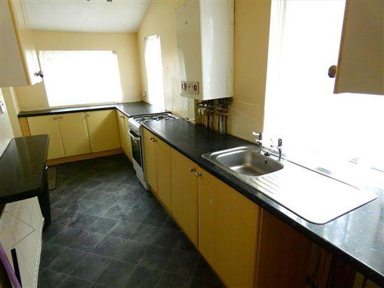 Kitchen of Lindale Gardens, Blackpool FY4