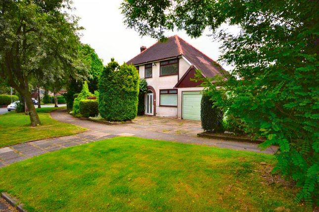 Thumbnail Detached house to rent in Gibwood Road, Manchester