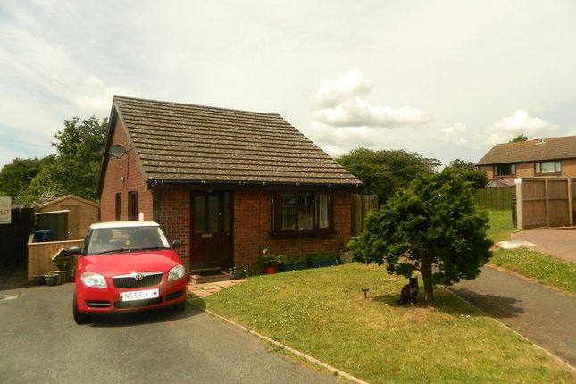 Thumbnail Detached bungalow to rent in 14 Conway Drive, Steynton, Milford Haven