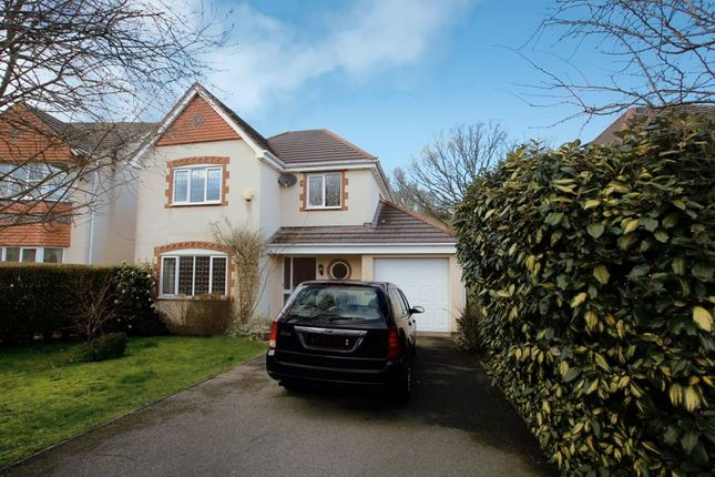Thumbnail Detached house for sale in Upcott Valley, Okehampton