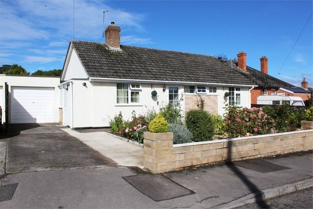 Thumbnail Detached bungalow for sale in Laxton Close, Taunton, Somerset