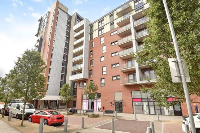 Thumbnail Flat to rent in Comstock Court, Atlip Road, Wembley, Greater London