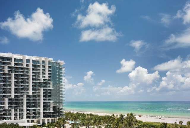 1 bed town house for sale in 2201 Collins Av, Miami Beach, Florida, United States Of America