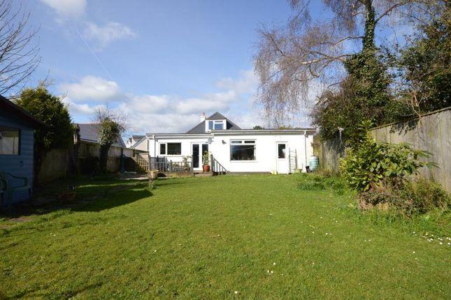 Thumbnail Detached bungalow for sale in Summerhill Road, Liverton, Newton Abbot, Devon