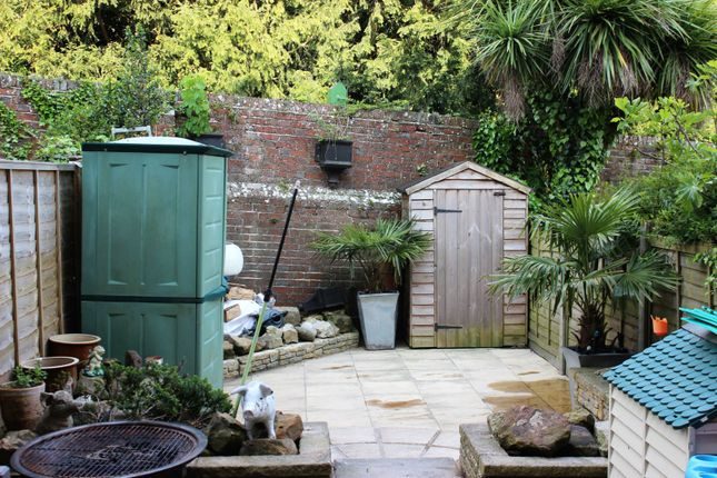 Rear Garden of Bridgewick Close, Lewes BN7