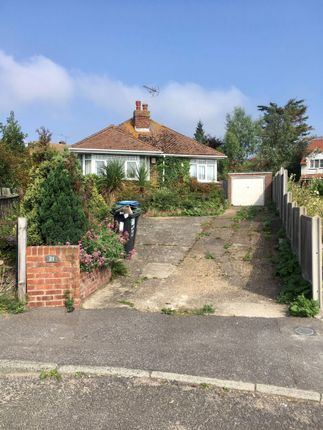 Thumbnail Bungalow to rent in Rosemary Gardens, Broadstairs